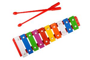 Diatonisches Glockenspiel für kinder (Fotolia)