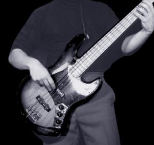 Elektrischer Bass: Wechselschlag (Spielweise)