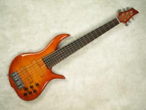E-Bass-sechsaitig