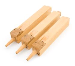 Labialpfeifen-Holz