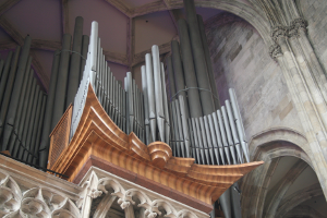 Orgel-Brustwerk