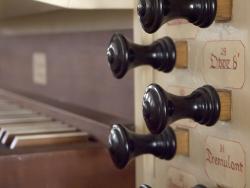 Orgel-Registerzuege