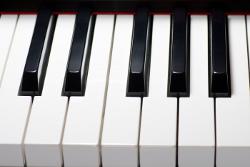 Tastatur, Klaviatur