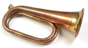 Bugle, ein einfaches Signalhorn
