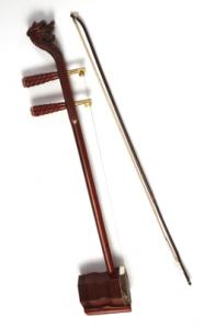 Erh-hu (Chinesische-Geige)