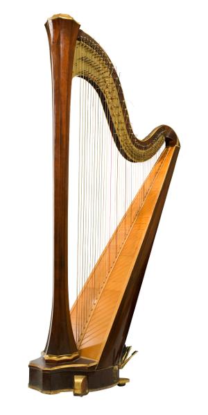 Konzertharfe