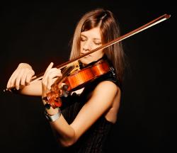 Violine, Spielhaltung
